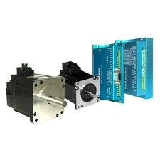 Stepper Drive + Motor Package