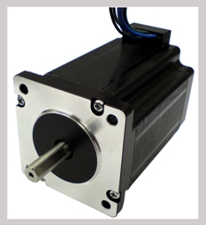 NEMA 23 (60mm) High Torque Stepper Motors