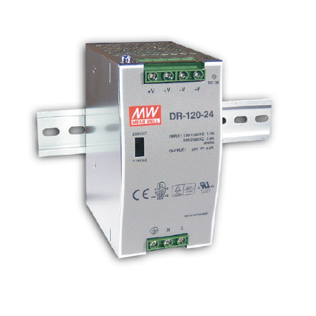 Din Rail PSU Power Supply
