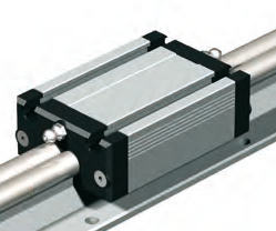 LFS-12-1 and LFS-12-2 Linear Guide Slide (WS 4/70)