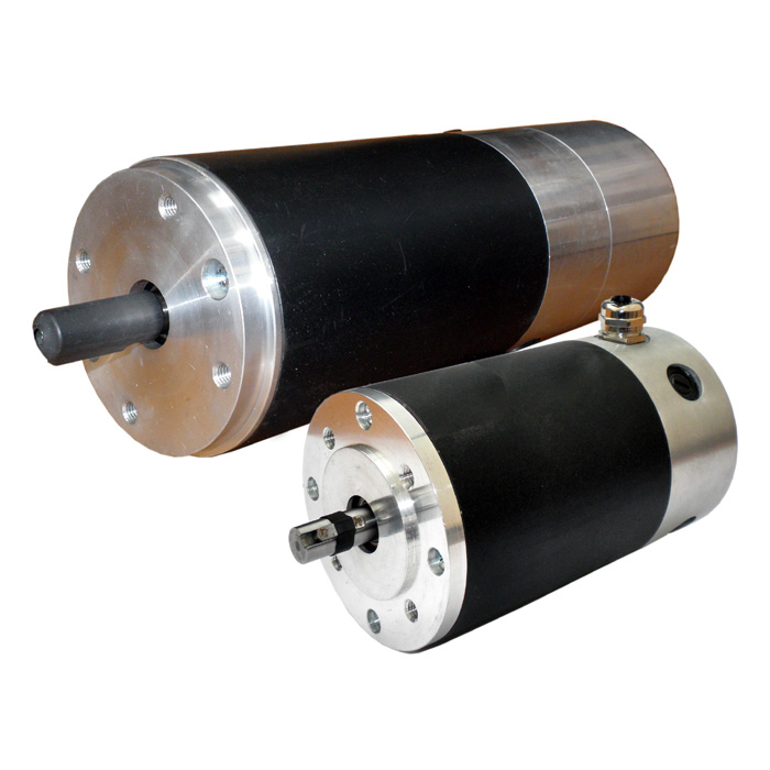 DC Brushed Servomotor-BDS series
