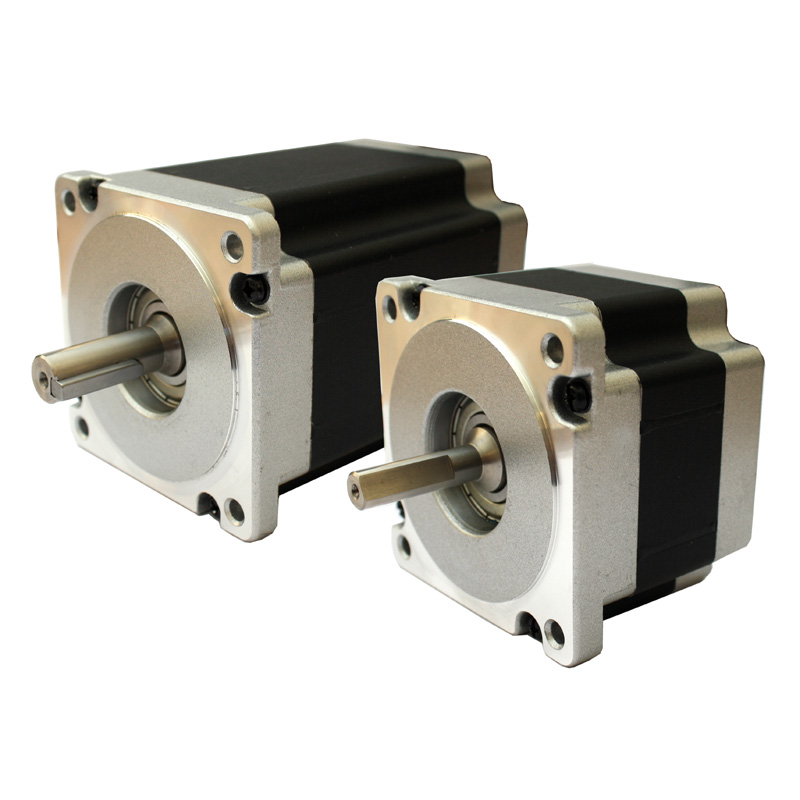 NEMA 34 (86mm) High Torque Stepper Motors