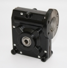 MCP4 Wormwheel Gearbox with Hollow-shaft