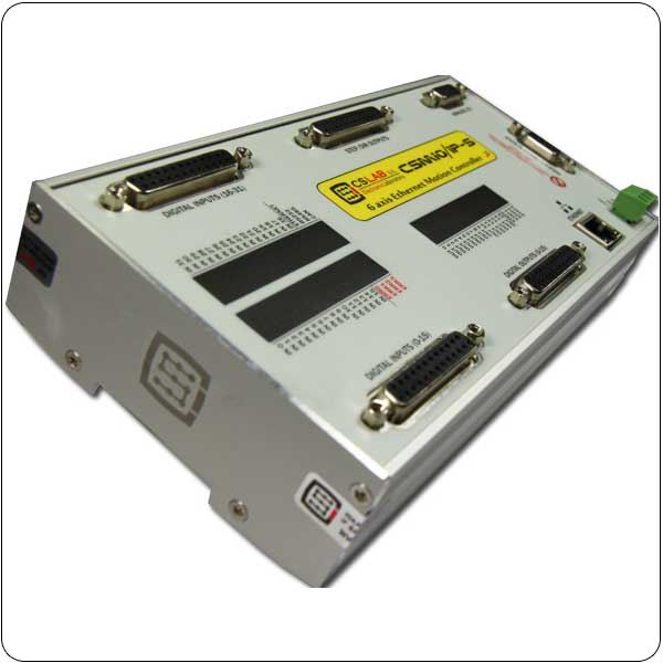 CSMIO/IP-A Ethernet Motion Controller - Analog +/- 10 V